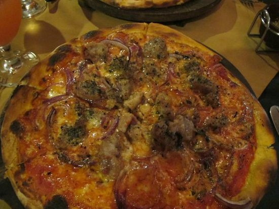 Hotel El Bosque:                   Italian Restaurant by el Bosque Great Pizza