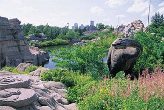 BEST WESTERN PLUS Calgary Centre Inn: Calgary Zoo