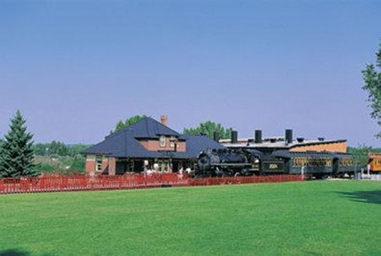 BEST WESTERN PLUS Calgary Centre Inn: Heritage Park Historical Village