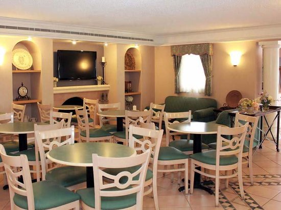 La Quinta Inn Lufkin: Breakfast Area