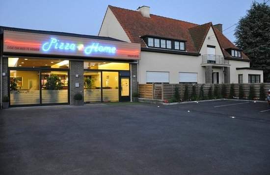 Kuurne, Belgia: Pizza Home