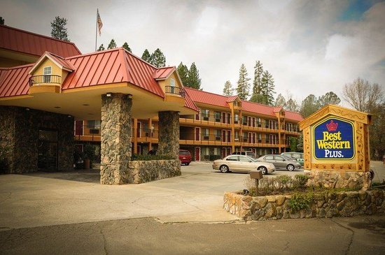 ‪BEST WESTERN PLUS Yosemite Way Station Motel‬