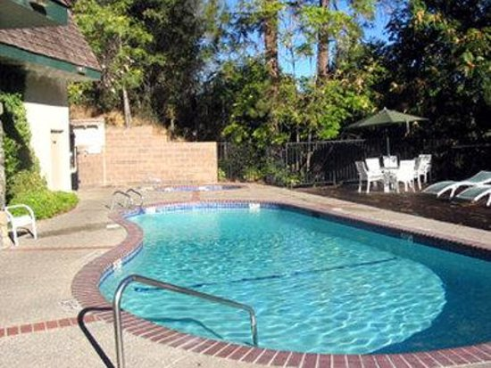 BEST WESTERN PLUS Yosemite Way Station Motel: Pool