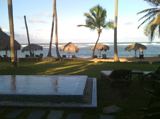 Zoetry Agua Punta Cana:                   View from Sharon Suite