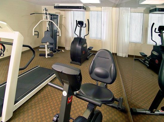 BEST WESTERN PLUS Liverpool Grace Inn & Suites: Fitness Center