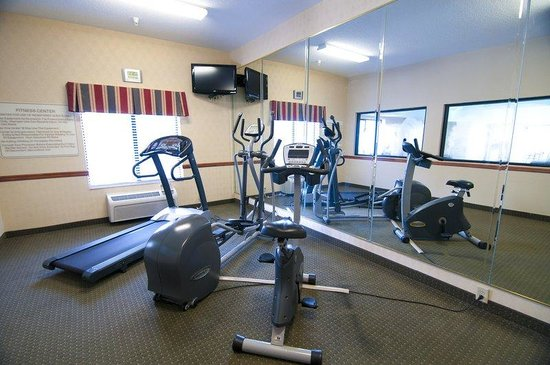 Latta, SC: Fitness Center