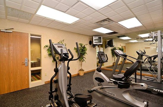 BEST WESTERN Classic Inn: Fitness Center