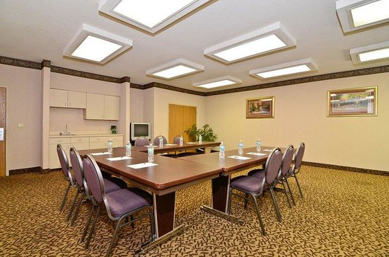 BEST WESTERN Classic Inn: Meeting Room
