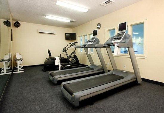 Fairfield Inn & Suites Houston The Woodlands: Fitness Center