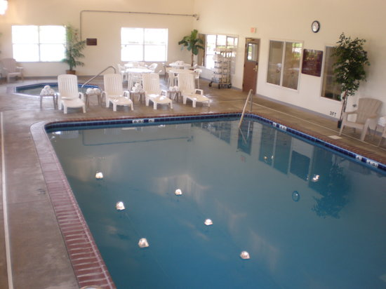 Comfort Suites: Indoor Heated Salt Water Swimming Pool
