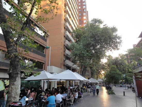 Diego de Velazquez Hotel:                   Restaurante do Hotel