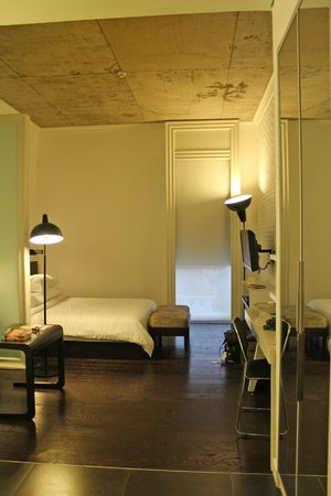 Morrissey Boutique Serviced Apartment: Studio room