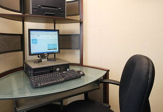 Fairfield Inn Zanesville: Business Center
