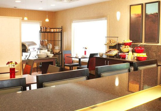 Residence Inn Chicago Bloomingdale: Breakfast Area