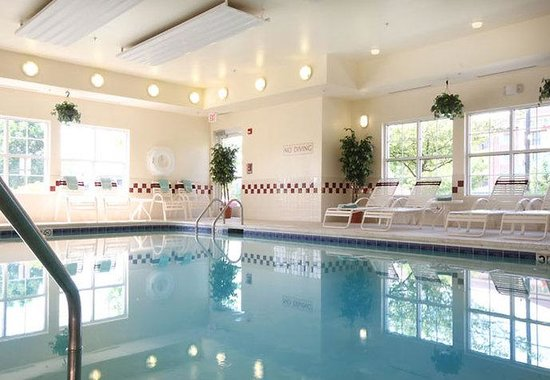 Residence Inn Chicago Bloomingdale: Indoor Pool