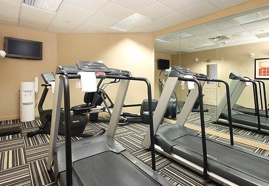 Residence Inn Chicago Bloomingdale: Fitness Center