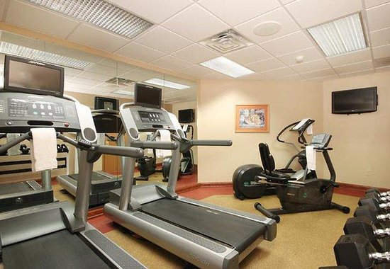 Residence Inn Buffalo Cheektowaga: Fitness Center