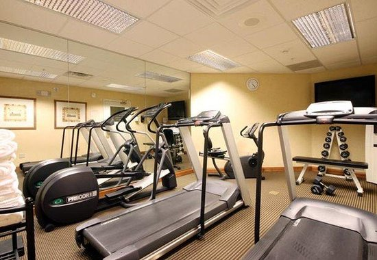 Residence Inn Philadelphia Montgomeryville: Fitness Center