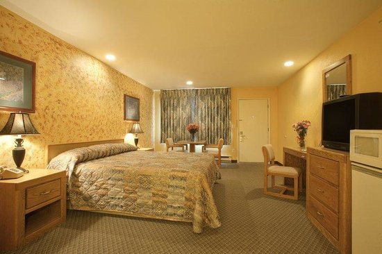 Americas Best Value Inn - Roseburg: King Standard 2