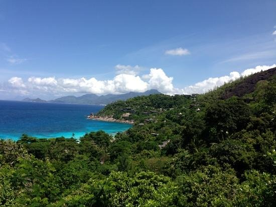 Four Seasons Resort Seychelles:                   room view