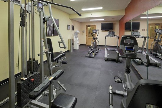 Country Inn & Suites By Carlson, Tuscaloosa: CountryInn&Suites Tuscaloosa  FitnessRoom