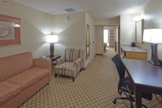 Country Inn &amp; Suites By Carlson, Tuscaloosa: CountryInn&amp;Suites Tuscaloosa  Suite