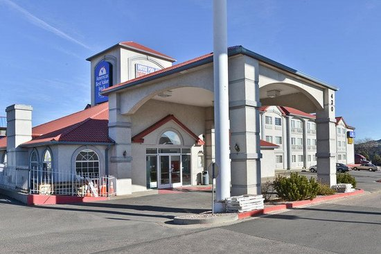 Americas Best Value Inn & Suites Colorado Springs