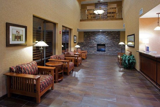 Holiday Inn Express Hotel & Suites Washington: St George Hotel, the Gateway to Zion National Park!