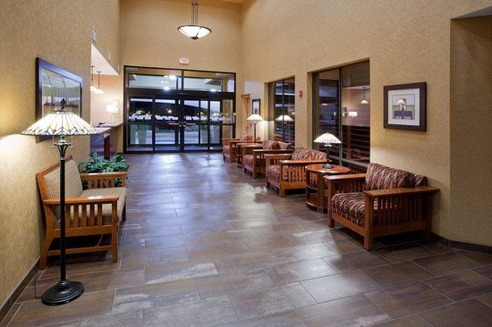 Holiday Inn Express Hotel & Suites Washington: St George Hotel, Welcome to Utah's Dixie!