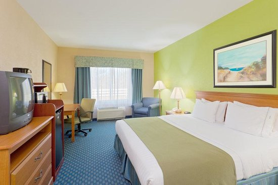 Holiday Inn Express Salisbur - Delmar