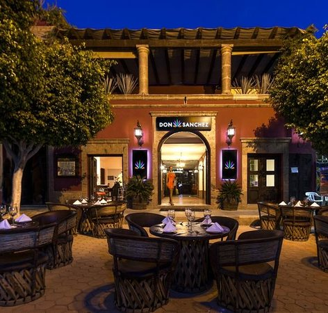 Update restaurant details for Romantic restaurant san jose
