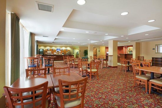 Holiday Inn Express Lawrence / Andover: Breakfast Area