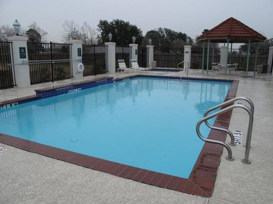 Rosenberg, TX: Pool