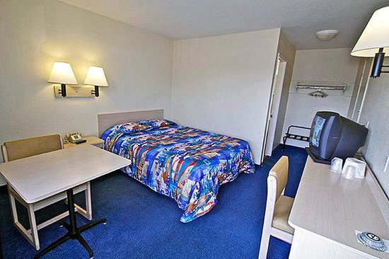 Motel 6 San Bernardino South: MSingle2