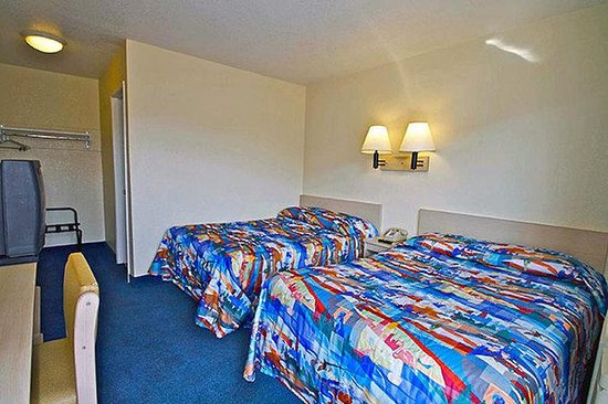 Motel 6 San Bernardino South: MDouble
