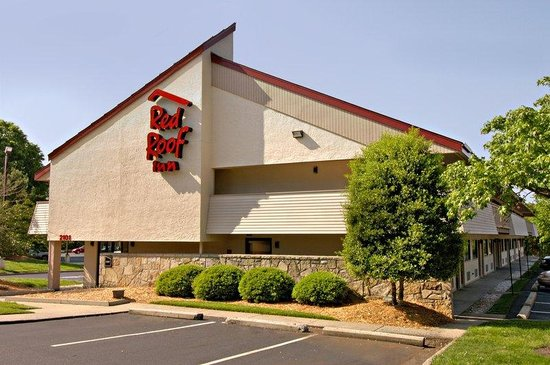 Red Roof Inn Greensboro Coliseum: Exterior