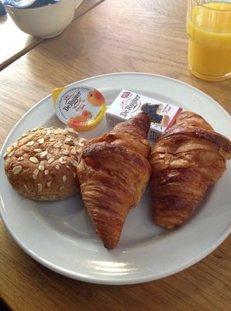 Ibis Amsterdam City Stopera:                   colazione buffet