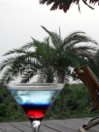 Libassa Ecolodge:                   liberiancocktail