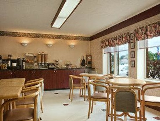 Travelodge Owen Sound: Breakfast Area