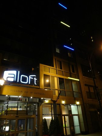 aloft New York Brooklyn: Aloft Brooklyn