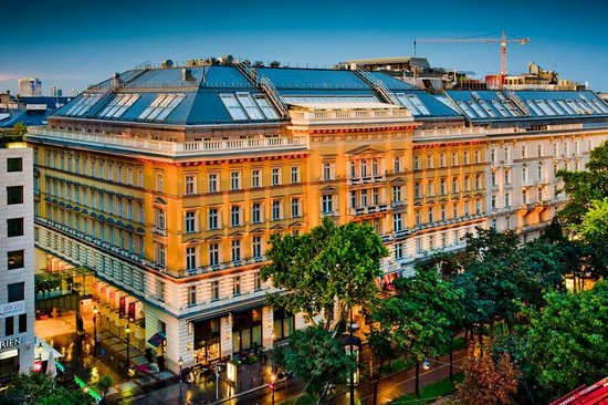 Grand Hotel Wien