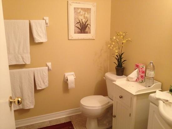 Orchid Inn:                                     bathroom