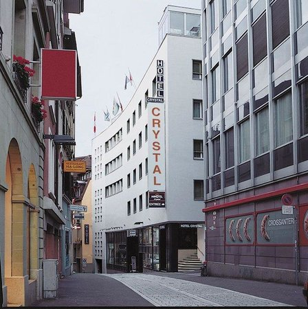 Photo of Crystal Hotel Lausanne