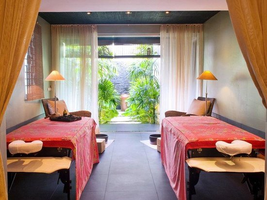 The Pavilions Phuket: Spa Room