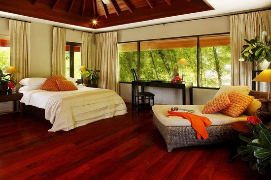 The Pavilions Phuket: Three Bedroom Pool Villa Second Bedroom