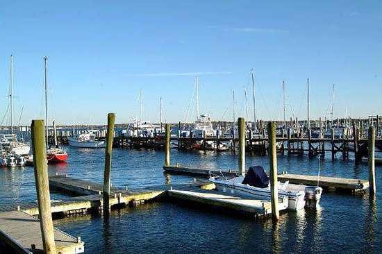 Wyndham Bay Voyage Inn: Dock