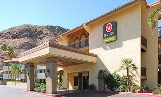 Red Lion Inn &amp; Suites Cathedral City: CACATHExtday