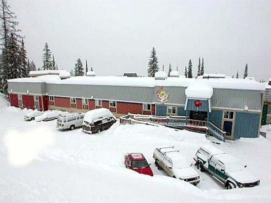 Silver Star  Samesun Ski Lodge