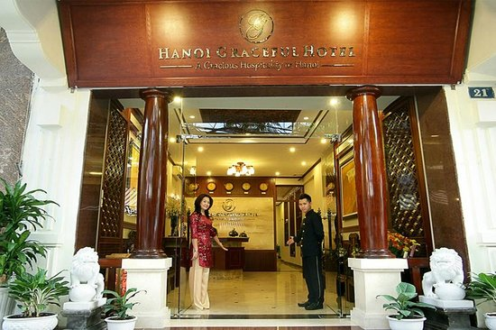 ‪Hanoi Graceful Hotel‬