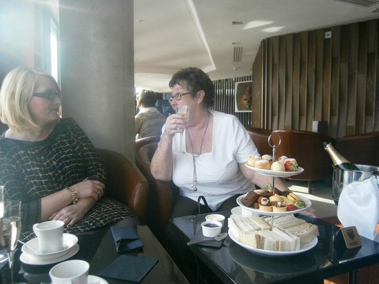 Afternoon Tea Picture Of Panoramic 34 Liverpool